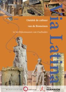 Via Latina museumgids omslag