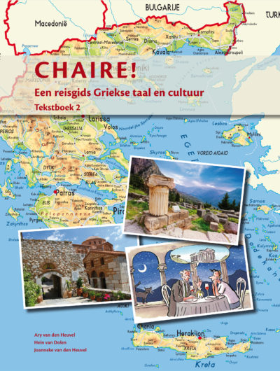 Chaire! 2 Tekstboek