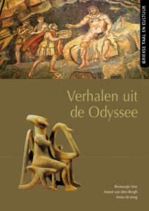 Omslag Verhalen uit de Odyssee